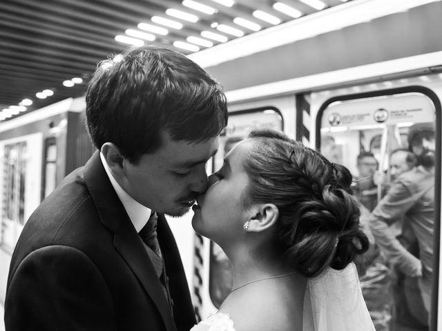 El matrimonio de Ángel y Fran en Santiago, Santiago 23