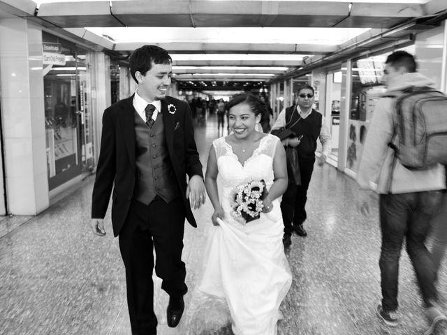 El matrimonio de Ángel y Fran en Santiago, Santiago 27
