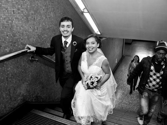 El matrimonio de Ángel y Fran en Santiago, Santiago 28