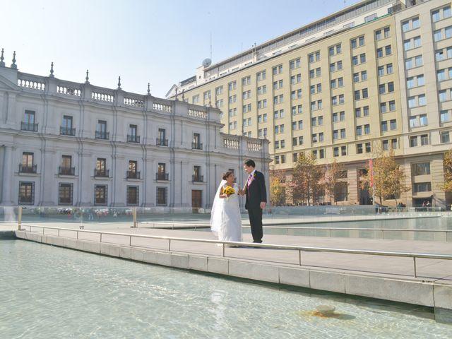 El matrimonio de Ángel y Fran en Santiago, Santiago 30