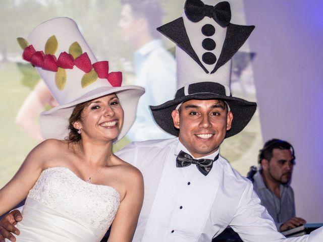 El matrimonio de Francisca y Alan