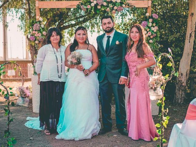 El matrimonio de Yadira  y Felipe