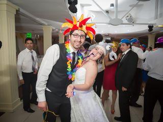 El matrimonio de Daniel y Odette