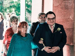 El matrimonio de Cecy y Andrés 2