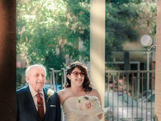 El matrimonio de Cecy y Andrés 3