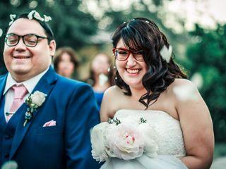 El matrimonio de Cecy y Andrés