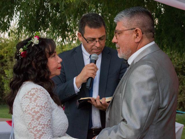 El matrimonio de Sara y Miguel