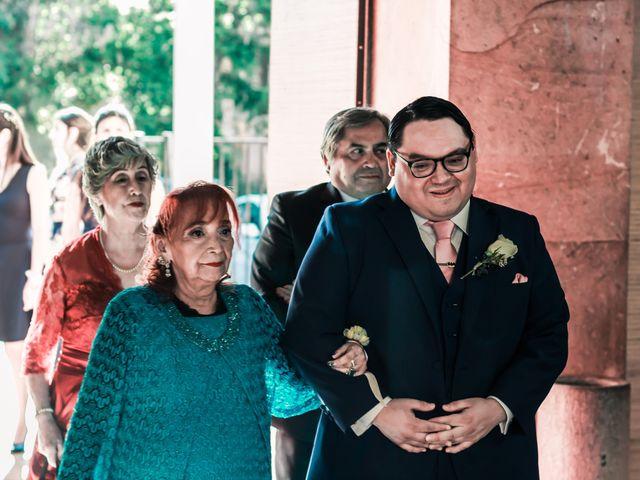 El matrimonio de Andrés y Cecy en San Bernardo, Maipo 4