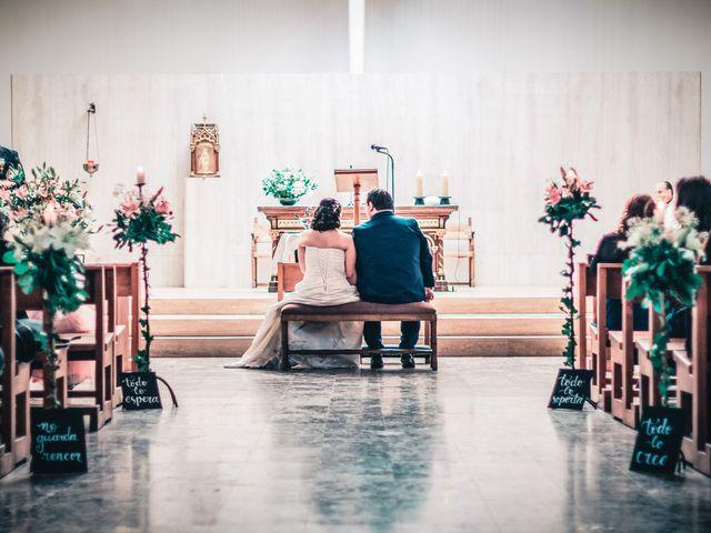 El matrimonio de Andrés y Cecy en San Bernardo, Maipo 10