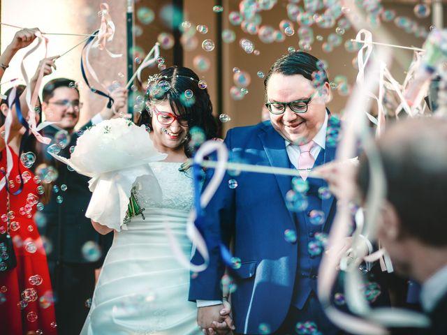 El matrimonio de Andrés y Cecy en San Bernardo, Maipo 1
