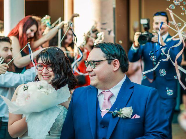 El matrimonio de Andrés y Cecy en San Bernardo, Maipo 12