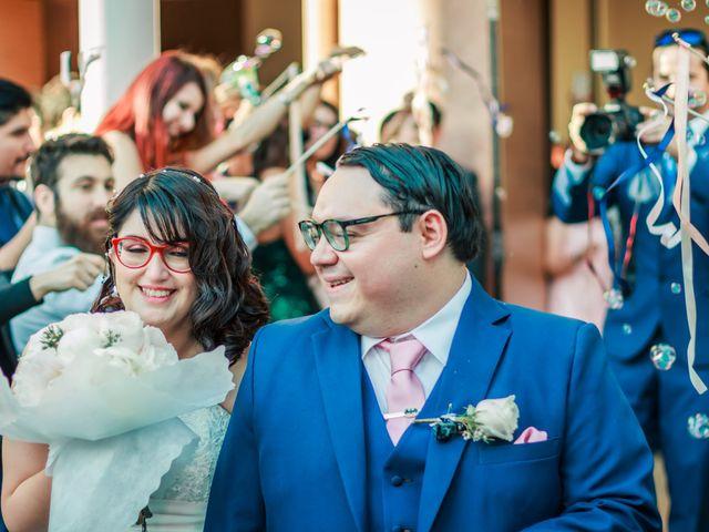 El matrimonio de Andrés y Cecy en San Bernardo, Maipo 13