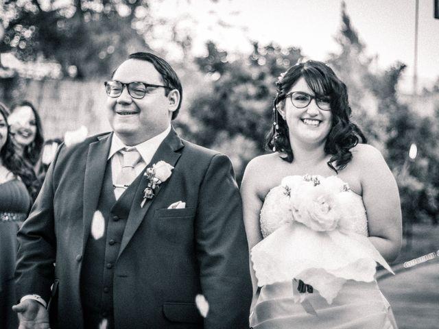 El matrimonio de Andrés y Cecy en San Bernardo, Maipo 14