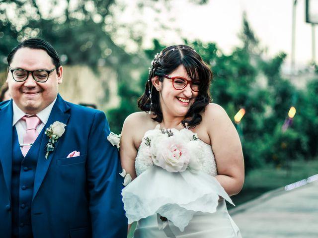 El matrimonio de Andrés y Cecy en San Bernardo, Maipo 15