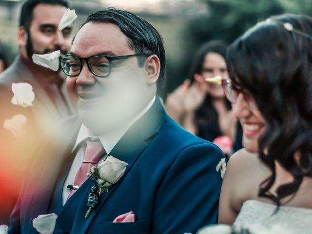 El matrimonio de Andrés y Cecy en San Bernardo, Maipo 16