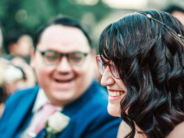 El matrimonio de Andrés y Cecy en San Bernardo, Maipo 17