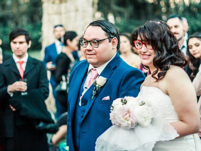 El matrimonio de Andrés y Cecy en San Bernardo, Maipo 18