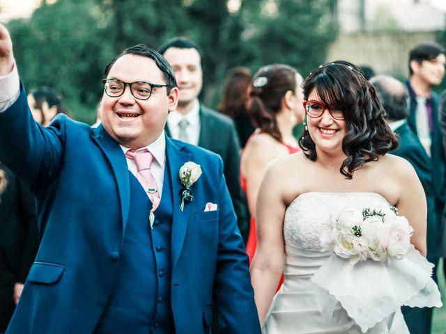 El matrimonio de Andrés y Cecy en San Bernardo, Maipo 19
