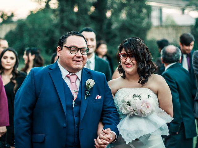 El matrimonio de Andrés y Cecy en San Bernardo, Maipo 20