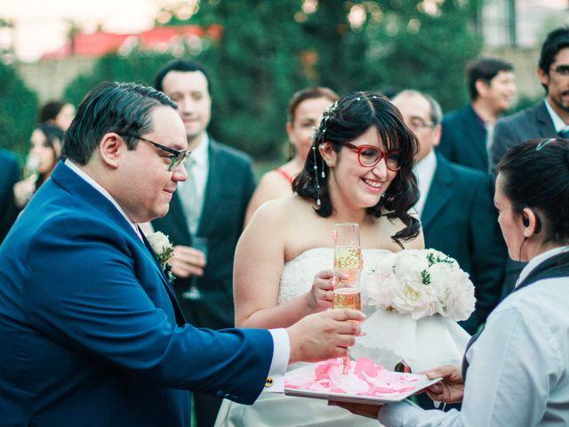 El matrimonio de Andrés y Cecy en San Bernardo, Maipo 22