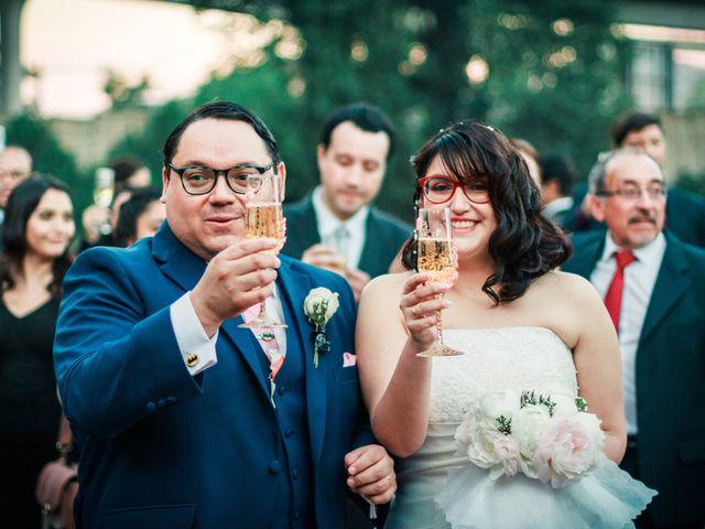 El matrimonio de Andrés y Cecy en San Bernardo, Maipo 23