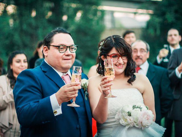 El matrimonio de Andrés y Cecy en San Bernardo, Maipo 24