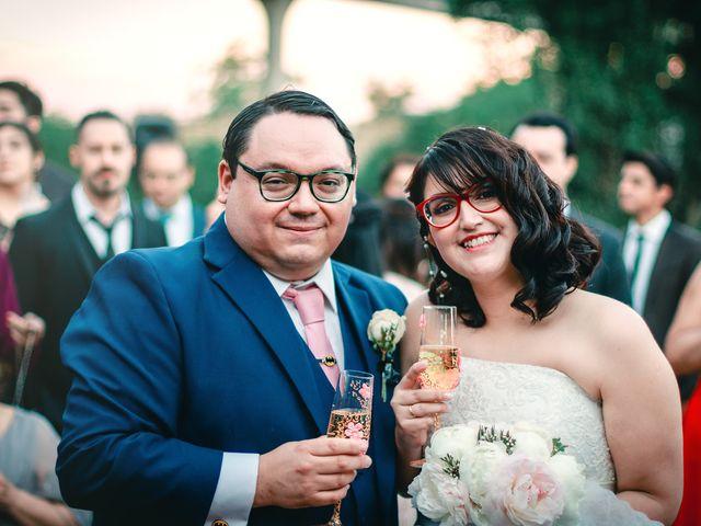 El matrimonio de Andrés y Cecy en San Bernardo, Maipo 26