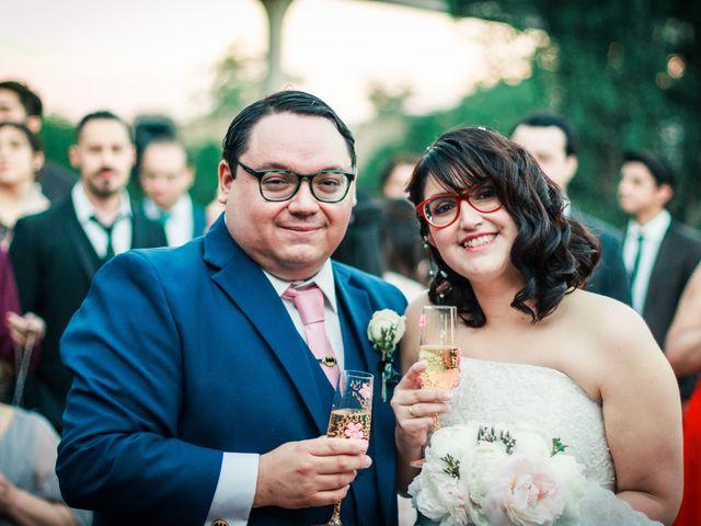 El matrimonio de Andrés y Cecy en San Bernardo, Maipo 27