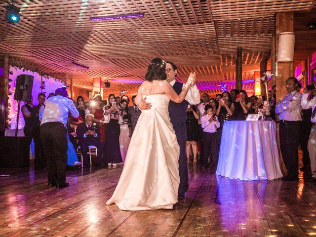 El matrimonio de Andrés y Cecy en San Bernardo, Maipo 32