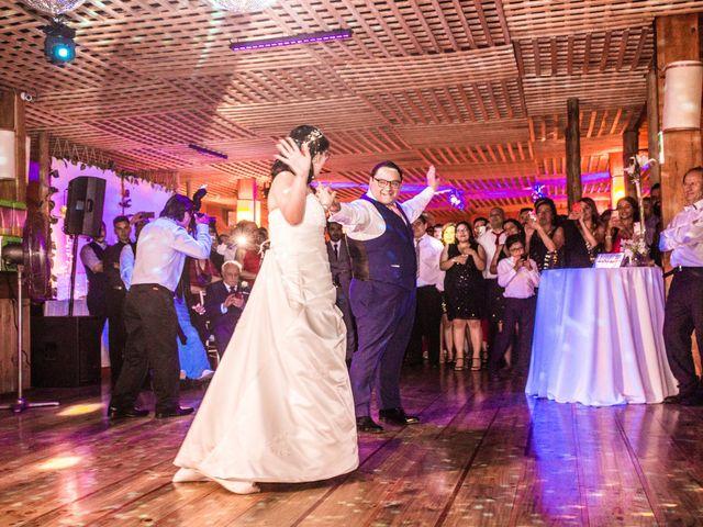El matrimonio de Andrés y Cecy en San Bernardo, Maipo 33