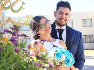 El matrimonio de Romina y Sebastián