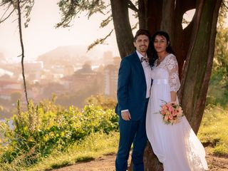 El matrimonio de Alejandra y Esteban