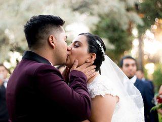 El matrimonio de Alejandra  y Felipe 1