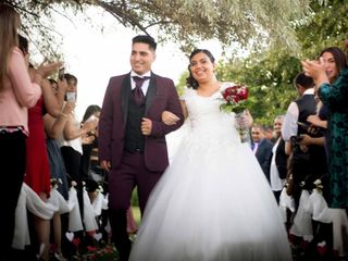 El matrimonio de Alejandra  y Felipe 3