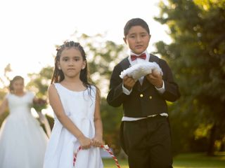 El matrimonio de Alejandra  y Felipe 2