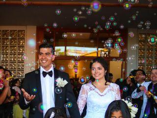 El matrimonio de Nicole y Rafael 1