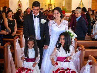 El matrimonio de Nicole y Rafael 2