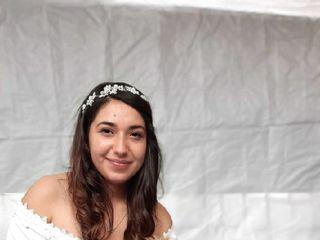El matrimonio de Kimberlyn y Alberto 2