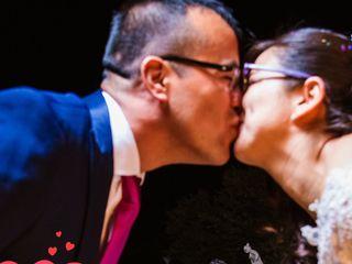 El matrimonio de Verónica y Carlos 1