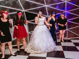 El matrimonio de Verónica y Carlos 3