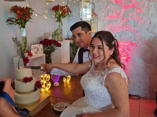 El matrimonio de Sara Valeria   y Bernardo Patricio