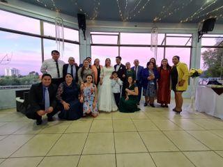 El matrimonio de Sara Valeria   y Bernardo Patricio  3