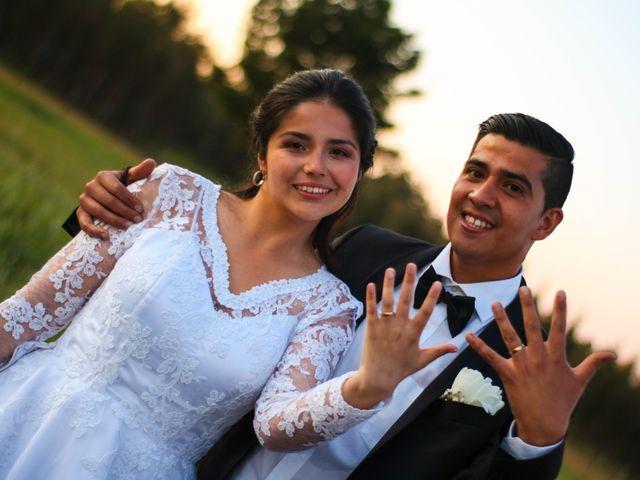 El matrimonio de Nicole y Rafael