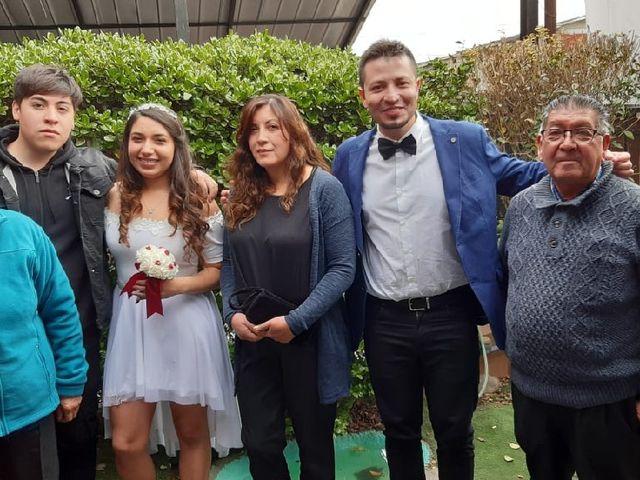 El matrimonio de Alberto y Kimberlyn en Maipú, Santiago 1