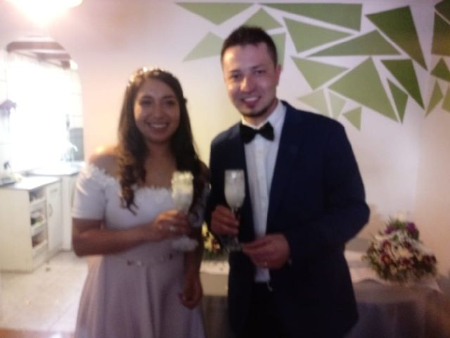 El matrimonio de Alberto y Kimberlyn en Maipú, Santiago 6