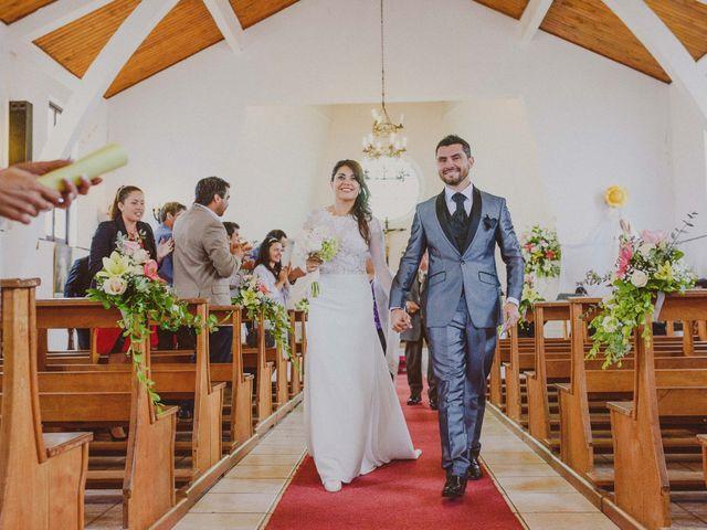 El matrimonio de Romina y Greco