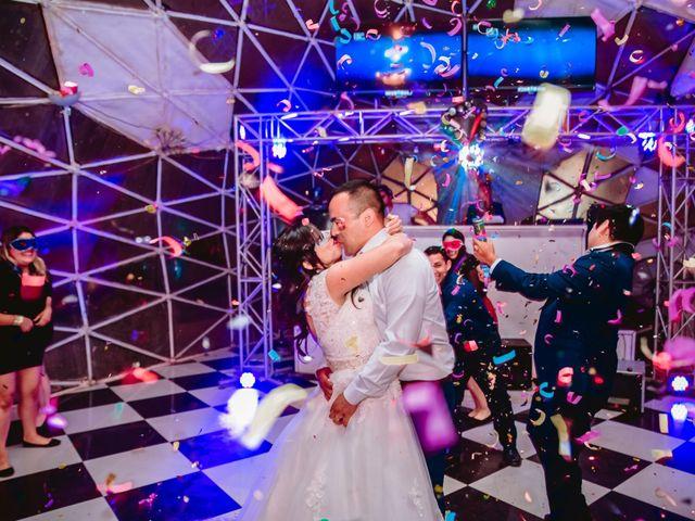 El matrimonio de Verónica y Carlos