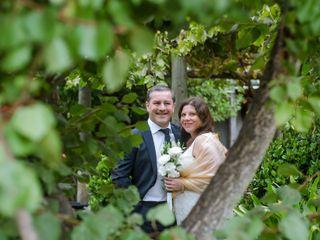 El matrimonio de Macarena y Marcelo