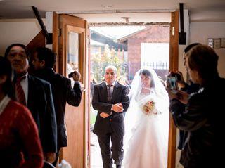 El matrimonio de Solange y Gerson 1