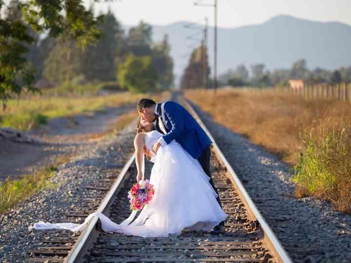 El matrimonio de Karina y David